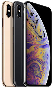 Apple iPhone XS MAX 64GB 256GB 512GB - SPACE GRAU SILBER GOLD - NEU OVP