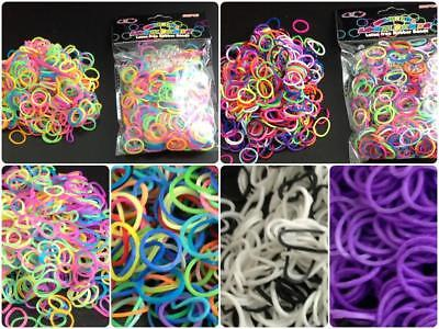 600pcs loom bandz bracelet making s twistz bandz clip