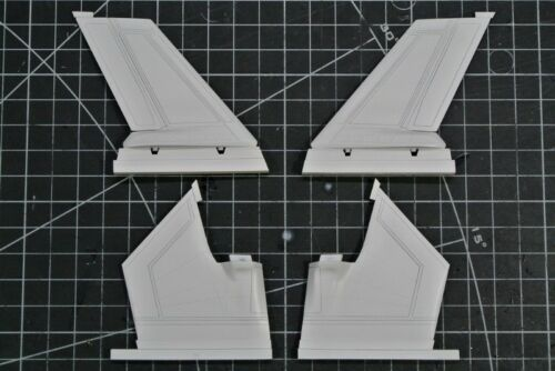 KASL Hobby 1//48 F-35B Detail set for Kitty Hawk Resin upgrade BIG set