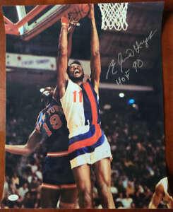 Elvin-Hayes-JSA-Coa-Autograph-16x20-Photo-Hand-Signed