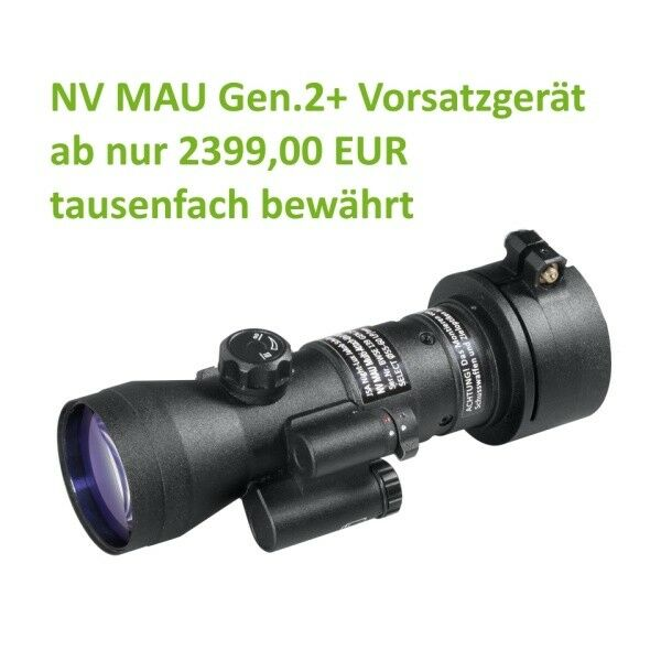 Dipol DN34 JSA Version NV MAU Gen.2+ individual Vorsatz Nachtsichtgerät