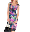 Floral-Business-Party-Formal-Office-Plus-Size-Bodycon-Pencil-Casual-Work-Dress