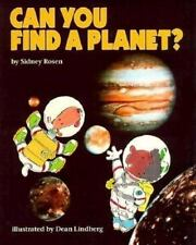Can You Find a Planet? (Question of Science Book) by Rosen, Sidney