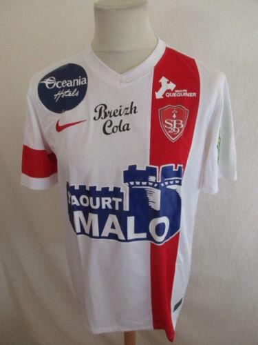 Stade N12 Calcium Alphonse Alexandre B Nike Chemise Brestois YIfgmby7v6