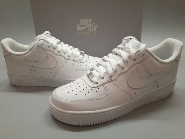 Size 9 - Nike Air Force 1 '07 White - 315122-111