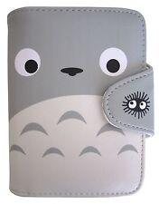Studio Ghibli My Neighbour Totoro ID Card Short Wallet Purses Anime Purses
