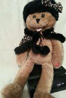 "Chantilly Lane Musical Animated Bear ""Somewhere My Love"""