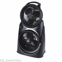 Turboforce Strong Power & Sealed Honeywell Ht-9700 2-in1 Air Circulator Fan