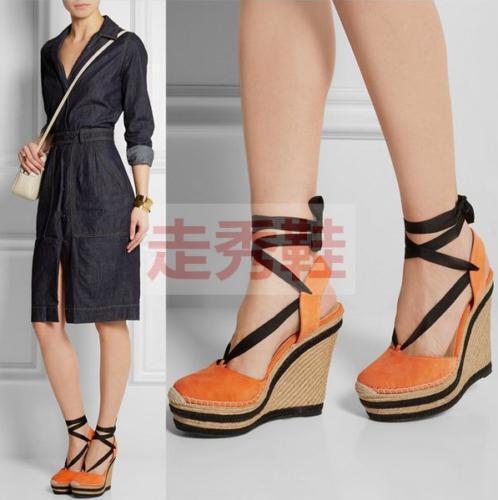 Roman High Donna Pelle High Roman Wedge Heel Ankle Strap Platform Woven Sandals Shoes 17b1c2