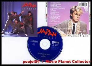 JAPAN-034-In-Vogue-034-CD-David-Sylvian-1996