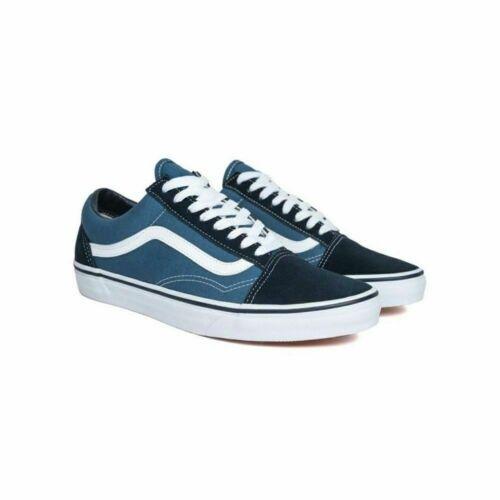 Neu 2020VANS Old Skool Niedrig Canvas Sneaker Freizeit schuhe Skate Unisex 35-44