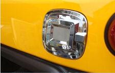 Chrome Fuel Oil Gas Tank Cap Cover Trim Fit For FJ Cruiser Toyota 2007-16