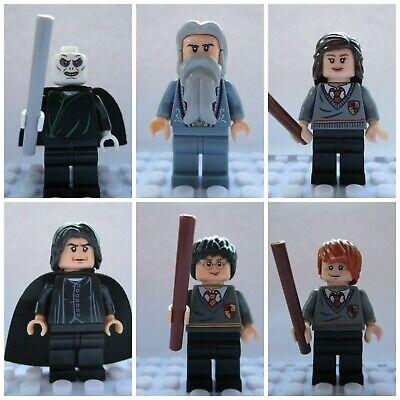 Hermione voldermot Rogue Toy Wizard Mini Figures utiliser avec LEGO Harry Potter Ron