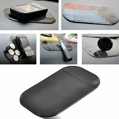 3X Car Dashboard Holder Anti-skid Pad Slip Proof Grip Mat For GPS Cell Ph qlll
