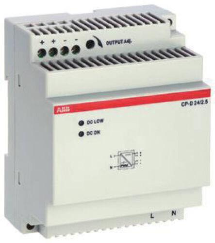 ABB Netzteil CP-D 24//2.5  In 2 100-240VAC Out