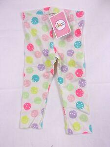 29121803a383a Circo Girl's Dots Leggings Size 2T Multi-Color 513401 457D | eBay