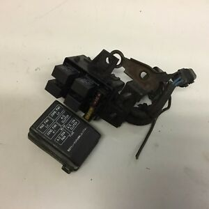 mitsubishi gto 3000gt small fuse box breaking spares parts ebay rh ebay ie small fuse box for shed small motorcycle fuse box