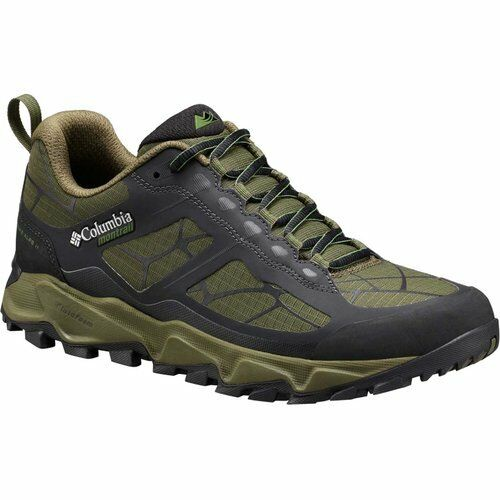 New Columbia Trans Alps II Mens Trail Running shoes Hunter Green BM4583 383 sz 7
