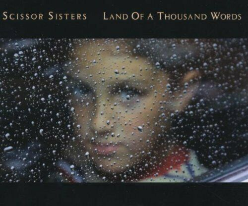 Scissor Sisters Land of a thousand words (2 tracks, 2006)  [Maxi-CD]