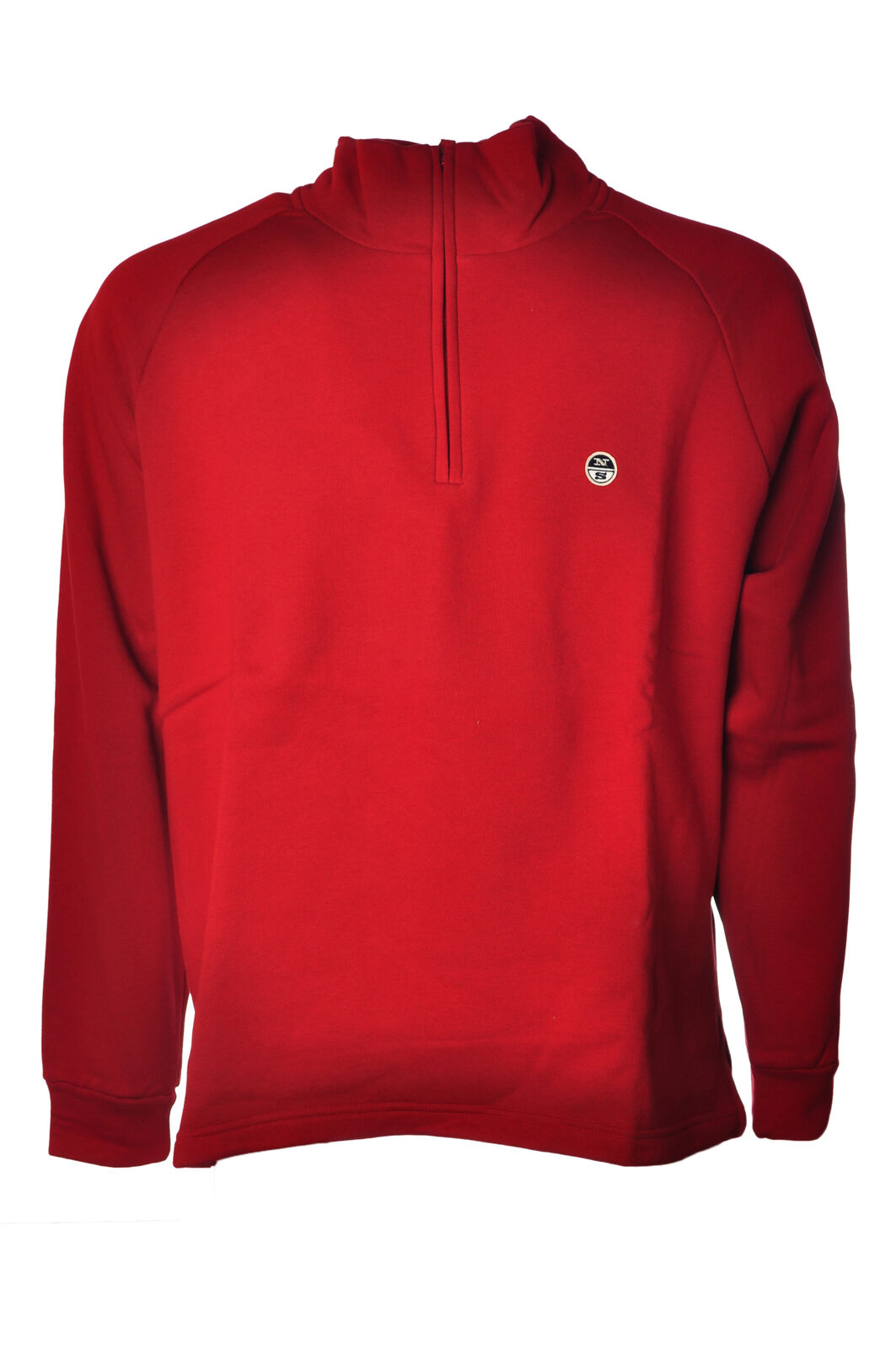 North Sails  -  Polo - Male - Red - 2973503A183636