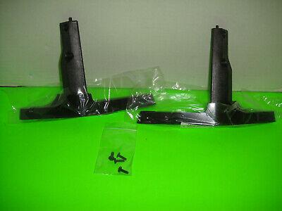 Complete Base Stand Pedestal Legs with Screw Set for Samsung UN32N5300 UN32M4500 UN32J4000