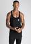 Gym-King-Mens-Designer-High-Build-Stringer-Vest-Sleeveless-Tank-Top-T-Shirt-Tee thumbnail 2