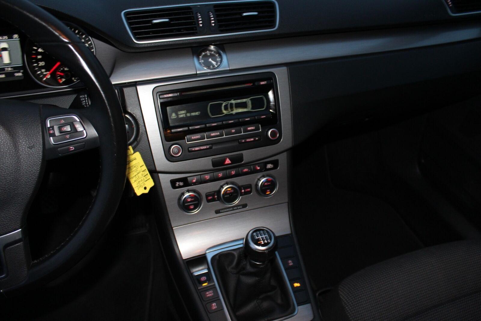 VW Passat 2,0 TDi 140 Comfortl. Vari. BMT - billede 10