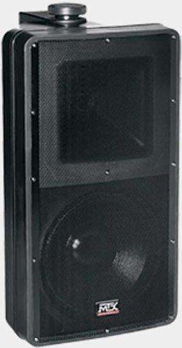 """NEW MTX 8/"""" Indoor Outdoor Black Speaker.Wall Mount.Weather Resistant.225w.8inch"""