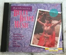 Authentic Belly Dance Music [Laserlight] by Various Artists (CD, Sep-1993, Laser