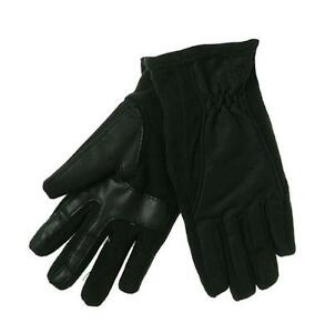 ISO-Isotoner-Gloves-Matrix-Nylon-SmarTouch-Active-Touchscreen-Black-XS-S-New-NWT