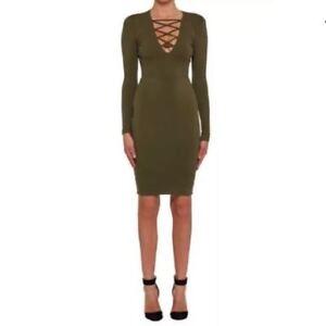 7135f7923f Image is loading Kookai-FLEUR-Dress-Size-2-BLACK-BNWOT-Free-