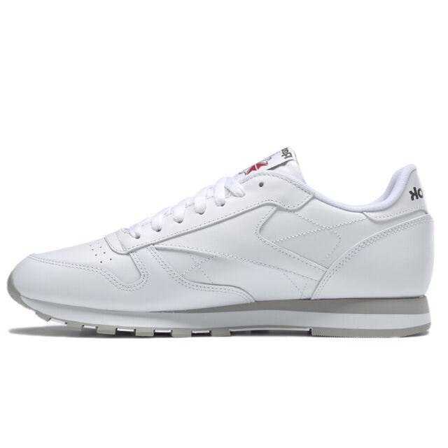 Reebok Classic Scarpe sportive Uomo bianche Bianco 39