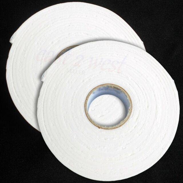 """200""""x 1"""", 9+9 Feet,  Double Sided Permanent Foam Mounting  TAPE 2  Brand NEW"""