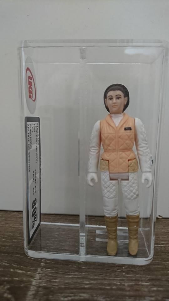 Star Wars Princess Leia Hoth UKG 80