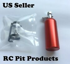 1/10 RC Scale Accessories Aluminium Fire Extinguisher Axial/RC4WD RED US SELLER