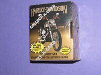 1993 Harley-davidson Vintage Factory Sealed Set - Series 3 Never Opened