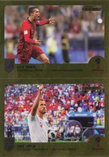 Panini Sticker Fifa 365 2019 Nr 417 Cristiano Ronaldo /& Harry Kane NEUWARE Bild