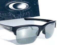 Oakley Oo9317 Thinlink Matte Black Polarized Sunglasses