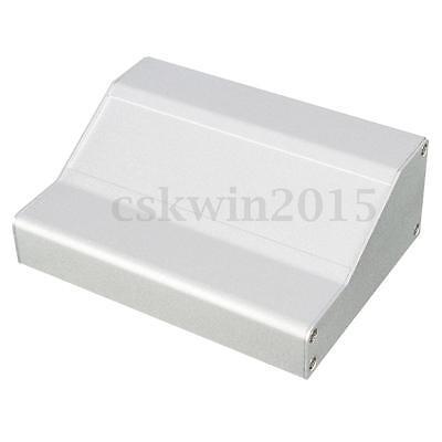 Aluminum Desktop Project Box Enclosure Case DIY 110*83*40.5mm (L*W*H)