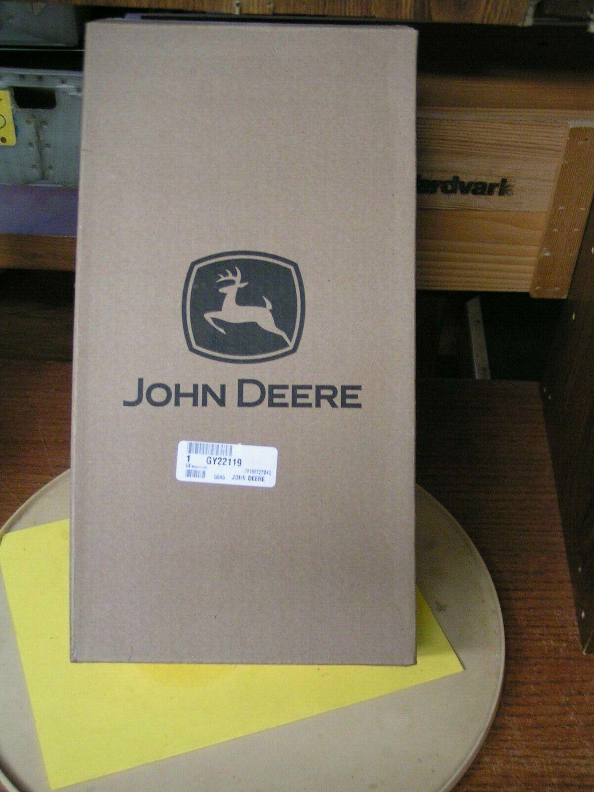 John Deere 48  Placa de cubierta interior de desCochega paracaídas de corte-parte  GY22119