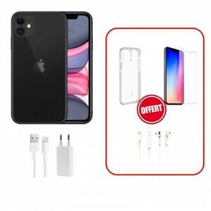 Apple-iPhone-11-Noir-Gris-sideral-Debloque-64go-128-ou-256-go