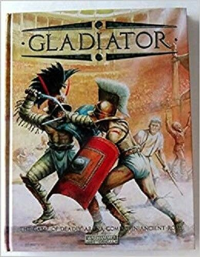 Gladiatore - The Game Of Deadly Arena Combattimento in Antico Roma Warhammer