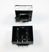 Pcb Mount Power Transformer, 120vac -> 12.6/6.3vac, 600ma/1.2a ( 98n007 )