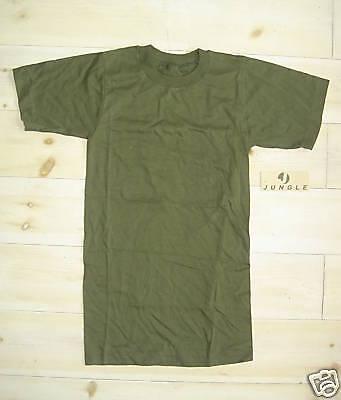 Genuine Us Army Green / Od Crew Neck T-shirt - Size Xxs X 3 - Brand New Modische Und Attraktive Pakete