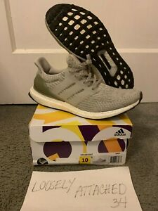 Adidas-UltraBOOST-3-0-Olive-Copper-USED-8-10-BA8847-Size-10