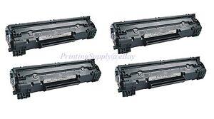 4pk New Toner For Canon 137 Imageclass Mf210 220 Series Mf244dw Mf247dw Lbp151dw Ebay