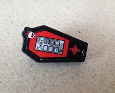 NEW Monster High Doll Ghoulia Yelps Red ICoffin Coffin Cell Phone Accessories