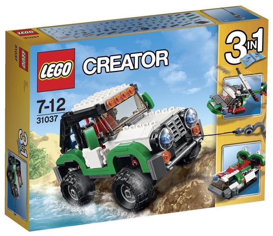LEGO ® Creator 31037  AVENTURE véhicules  3in1 modèle créativité 2015 NOUVEAU Neuf dans sa boîte