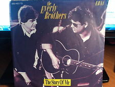 """Everly Brothers """"The Story Of Me"""" Rare German PS 7"""""""