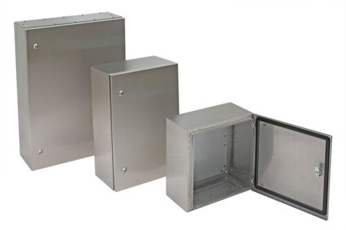 Muro de distribución de acero inoxidable chapa de acero muro carcasa ZPAS armario